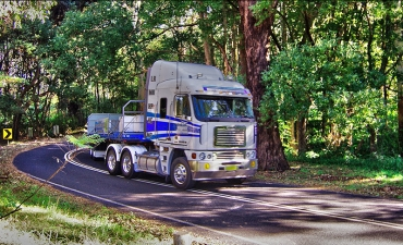 Rouse Road Semi From Lismore_1