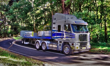 Rouse Road Semi From Lismore_2